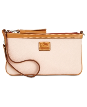 Dooney & Bourke Large Slim Wristlet Blush h3CnMRB38