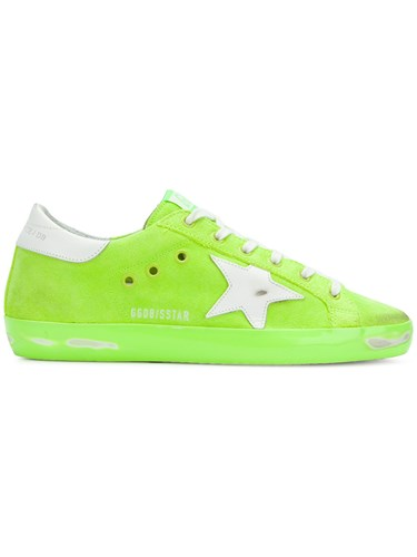 Golden Goose Deluxe Brand Superstar Sneakers Green xWmYUSTqgL
