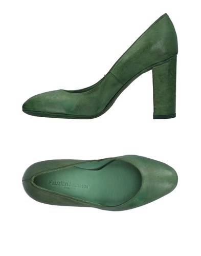 Fauzian Jeunesse' Jeunesse Pumps Light Green zRfxUzi