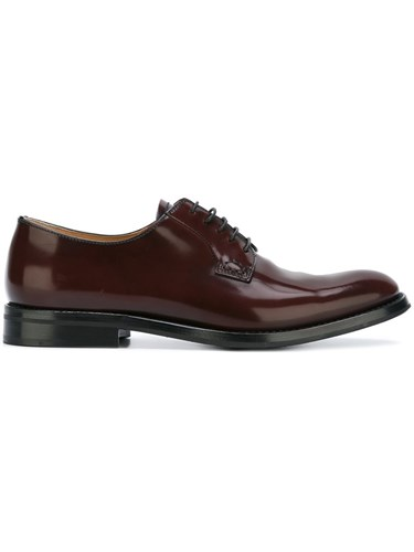 Red 'Shannon' Shoes Derby Church's Church's 'Shannon' PwqSEXn4XZ