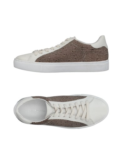 Crime London Sneakers White AT92eu