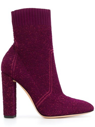 Gianvito Rossi Fiona Boots Pink And Purple fcR3Dzgs