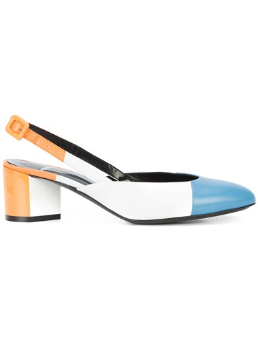 Pierre Pumps Slingback Hardy Multicolore Cut PCPqx7zw8
