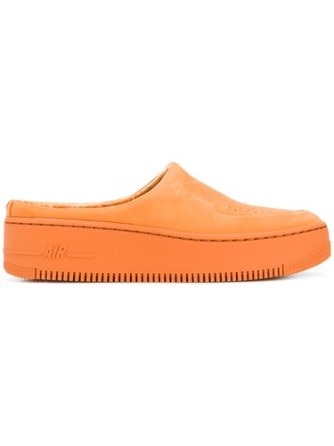 Nike Af1 Lover Slip On Sneakers Yellow And Orange 1z7lJCcF7