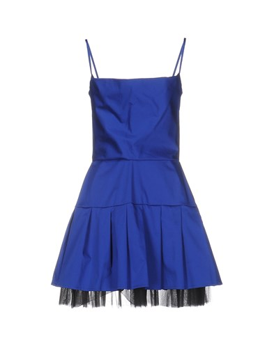 DIXIE Short Dresses Blue lYUyQxBZ