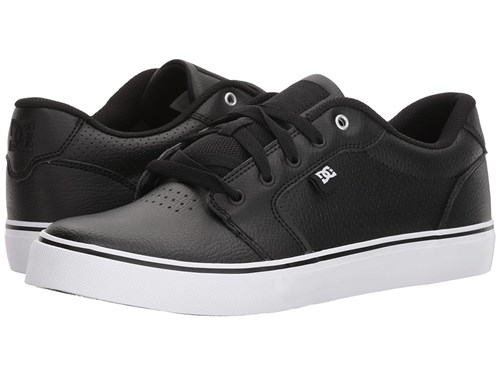 DC Anvil Se Black Skate Shoes INTTfdvb6v
