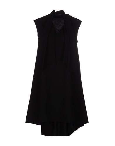Alex Vidal Short Dresses Black i1FrJw