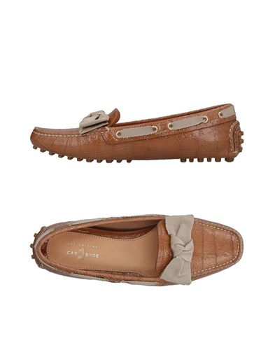 Car Shoe Carshoe Loafers Camel ExeoT