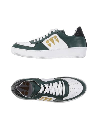 ED:ITION Sneakers Dark Green bxR4UESj