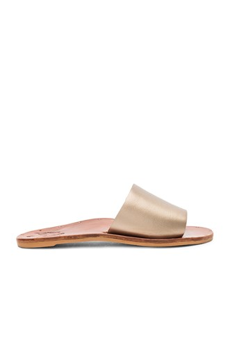 Beek Mockingbird Slide Metallic Bronze MdHKj9uQeD