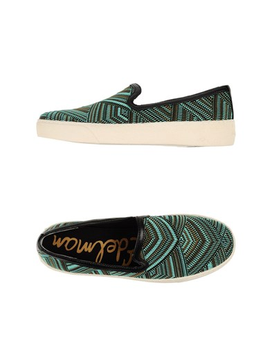 Sam Edelman Footwear Low Tops And Trainers Women Turquoise qmlXYM7
