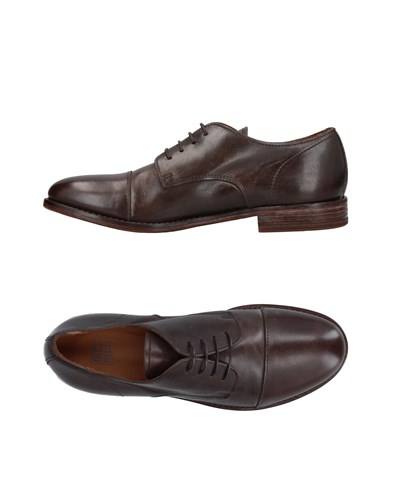 Moma Lace Up Shoes Dark Brown zO5tmM
