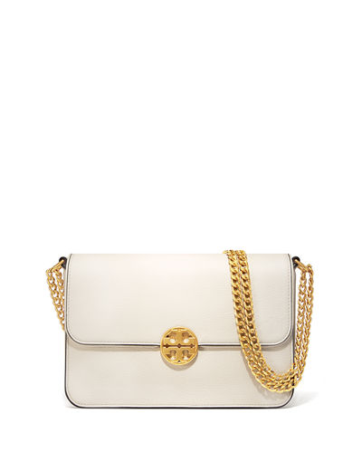 Tory Burch Chelsea Chain Shoulder Bag New Ivory lfIBwN0