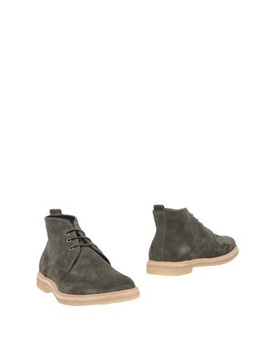 Royal RepubliQ Ankle Boots Military Green p9if0KiL
