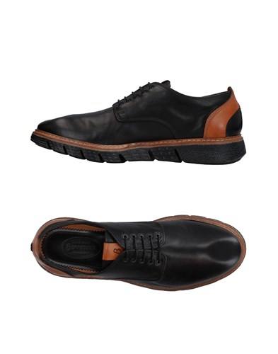 Barracuda Lace Up Shoes Black birbgt