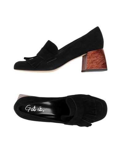 Loafers GET GET IT Loafers GET Black Black IT Loafers Black GET IT IT wSBCWq