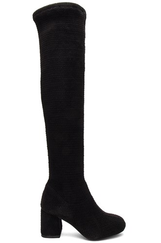 Seychelles Act One Over The Knee Boot Black eVK9Imv