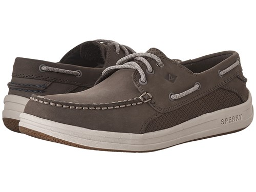 Sperry Gamefish 3 Eye Grey Lace Up Casual Shoes Gray hIa0v