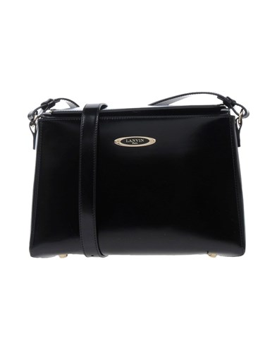 Lanvin Handbags Black hpaVwiJX