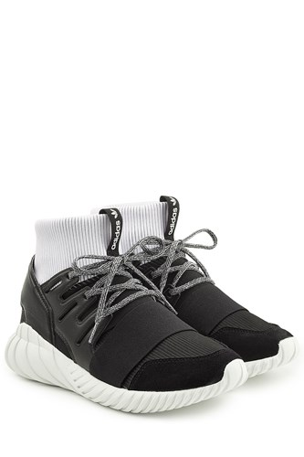 adidas Originals Tubular Doom Sneakers With Suede ltiexHtO