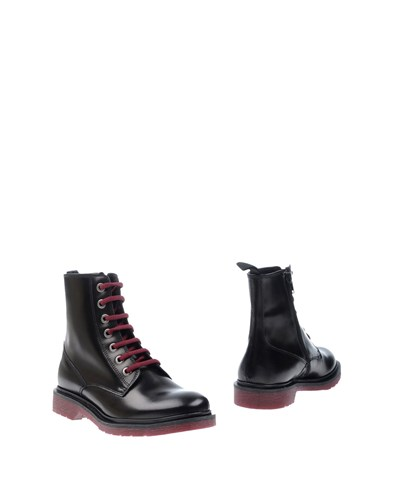 RUE 51 Ankle Boots Black 0oyE0Zcm8