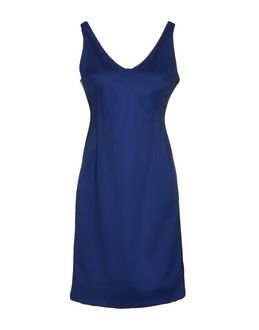 Hanita Short Dresses Blue s0F8l52T