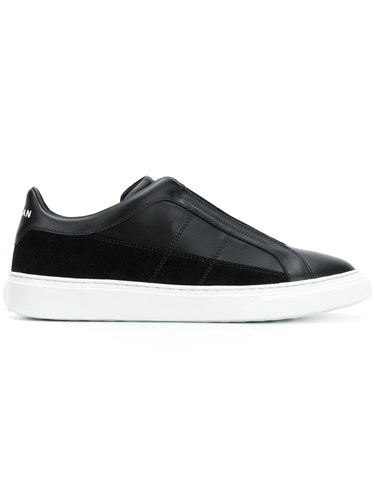 Hogan H365 Slip On Sneakers Black D4AGCmHCN