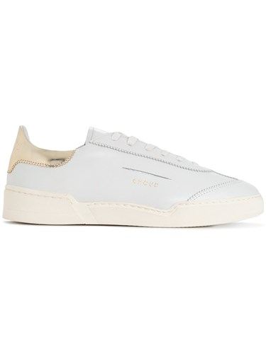 Ghoud Contrast Details Sneakers White FA6xBMhU