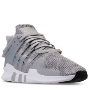 adidas Men's Eqt Support Adv Casual Sneakers From Finish Line Gretwo Gretwo Ftwwht VWnjii