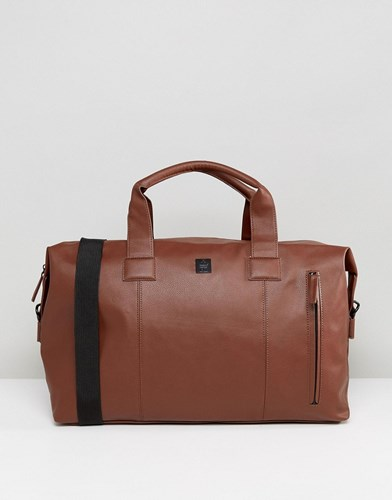 French Connection Holdall In Tan Tan i0yK2Dq3K