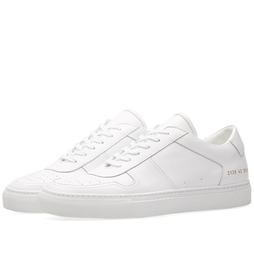 Common Projects B Ball Low White eQI0W