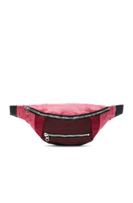 Isabel Marant Noomi Waist Bag In Red 0XFjbNs