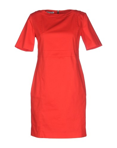 Hope Collection Dresses Short Dresses Women Red x7ZFr19w