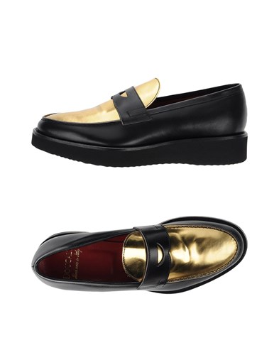 Doucal's Loafers Gold L0Hy6bsg9g