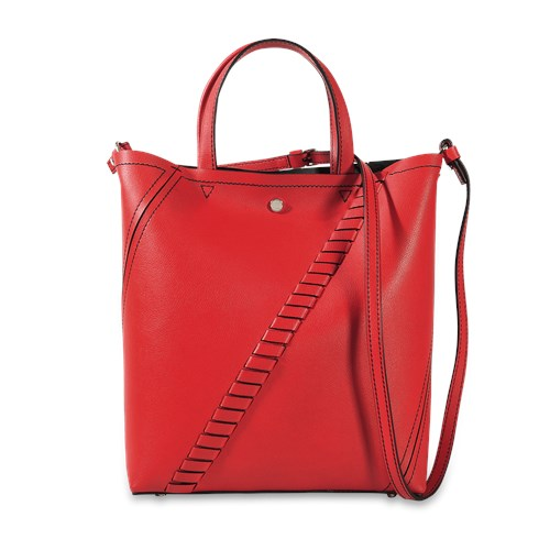 Proenza Schouler Hex Tote In Mini Grain Leather 9JhWdy0C