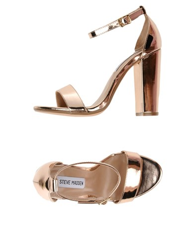 Steve Madden Sandals Copper D1bmHHP