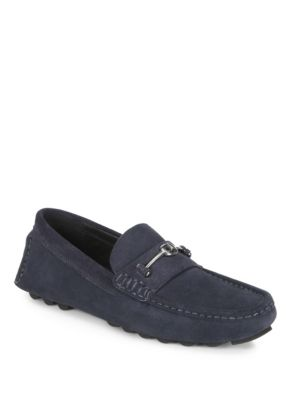 Coach Slip On Drivers Midnight AmxpYiCl