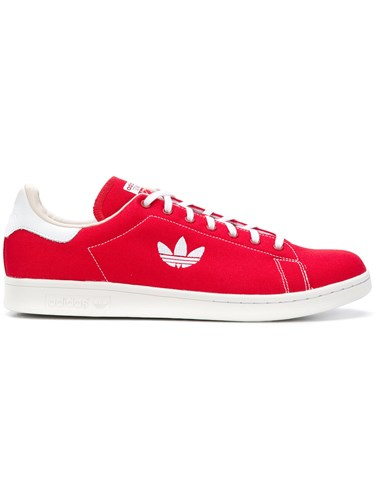 adidas Stan Smith Sneakers Red QiVt4KJTHM