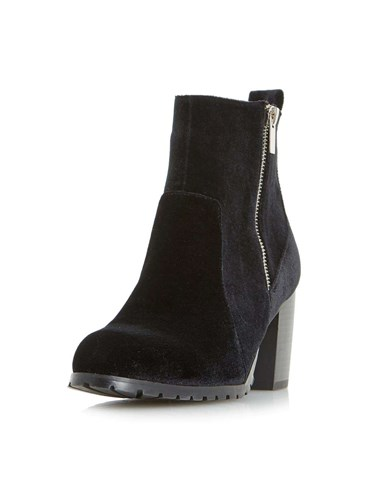 Dorothy Perkins Head Over Heels By Dune Black 'Pippaa' Ankle Boots S6qRxg