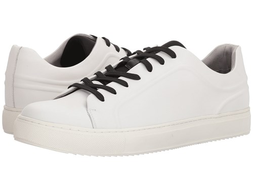 Kenneth Cole New York Elite Sneaker B White Lace Up Casual Shoes qCgmdtmO