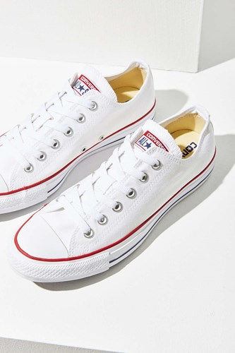 Converse Chuck Taylor All Star Low Top Sneaker White xLGsj