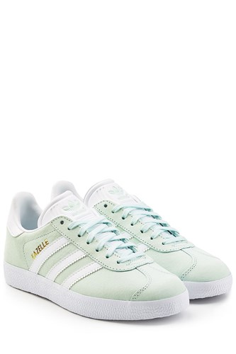 adidas Originals Suede Gazelle Sneakers Turquoise Ow3L14