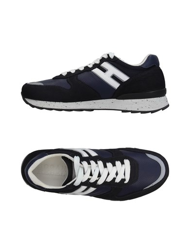 Hogan Rebel Sneakers Dark Blue zuVUGs