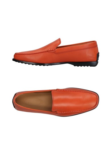 Tod's Loafers Rust S0Hpy