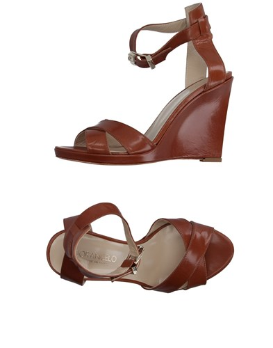 Fiorangelo Sandals Brown wE3koTc