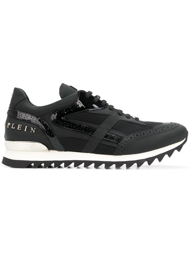 Philipp Plein Runner Sneakers Black UlfqmqP