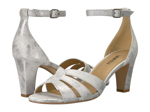 VANELi Ketil Silver Gomez Women's Shoes JrPes3FWkE