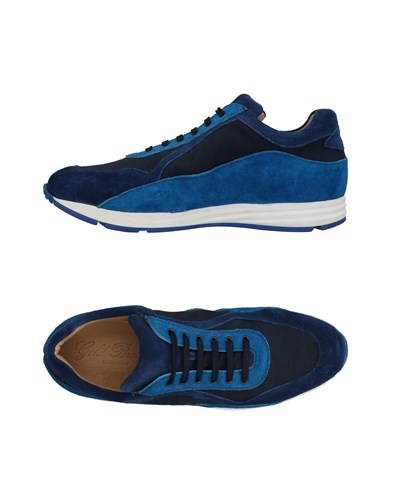 Gold Brothers Sneakers Dark Blue JR0wUYG8