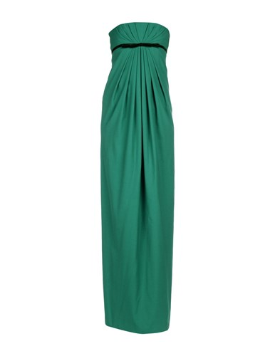 DSquared Dsquared2 Long Dresses Green 56HG5ajGt5