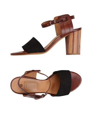 Hudson H By Sandals Dark Brown eEyAxJbK89